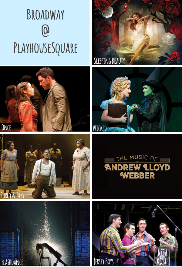 Broadway at PlayhouseSquare