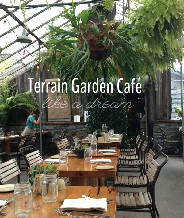 Visiting Terrain Garden Cafe In Glen Mills Pa Burritos And Bubbly