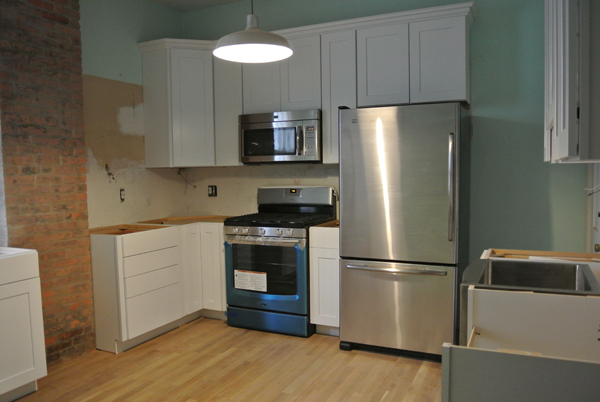kitchen renovation update   Burritos and Bubbly