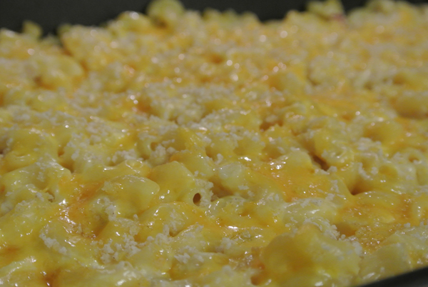 eat up: mac & cheese | Burritos & Bubbly