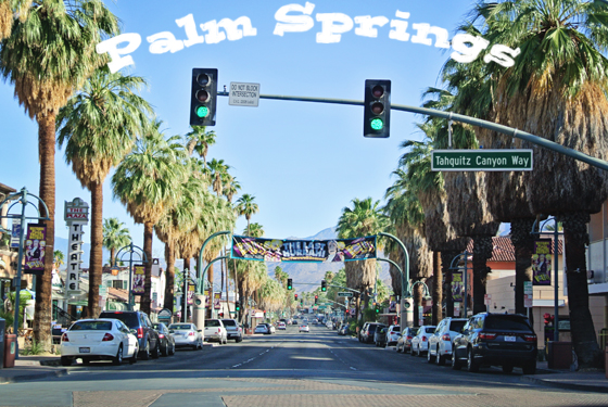 Visiting Palm Springs | Burritos & Bubbly