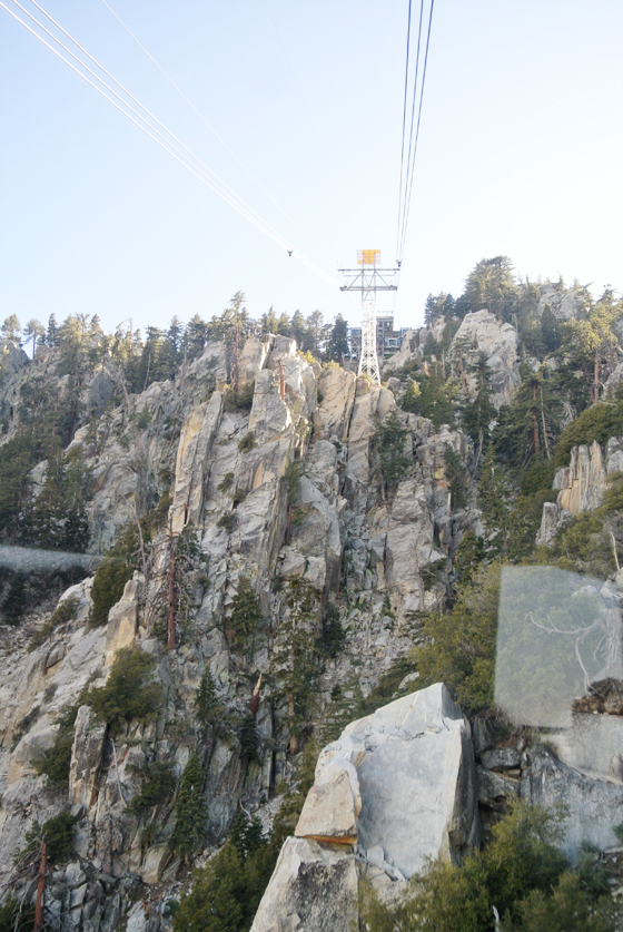 Palm Springs Aerial Tramway | Burritos & Bubbly