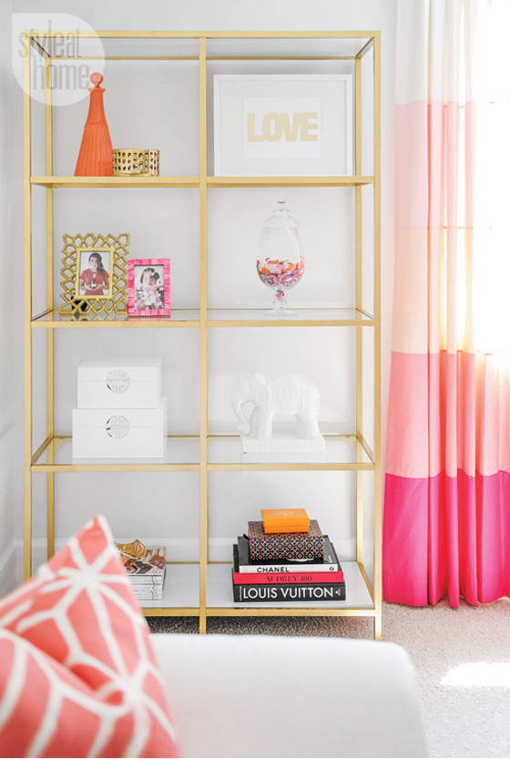 inspiration: think (hot) pink, Burritos and Bubbly