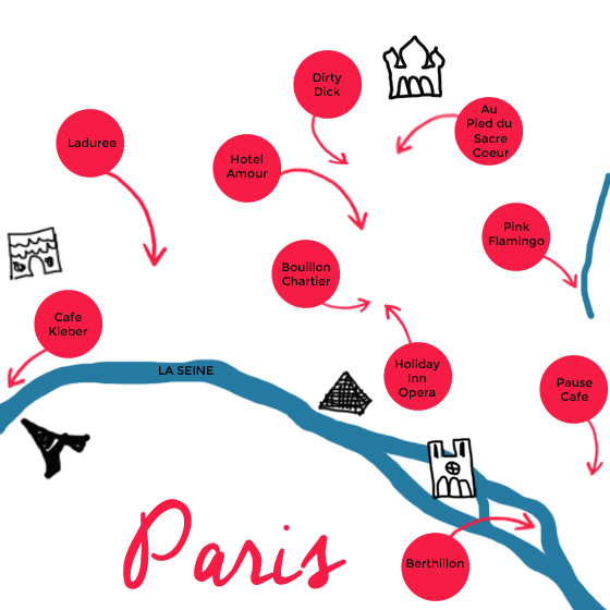 Four days in Paris: our favorite things | Burritos and Bubbly