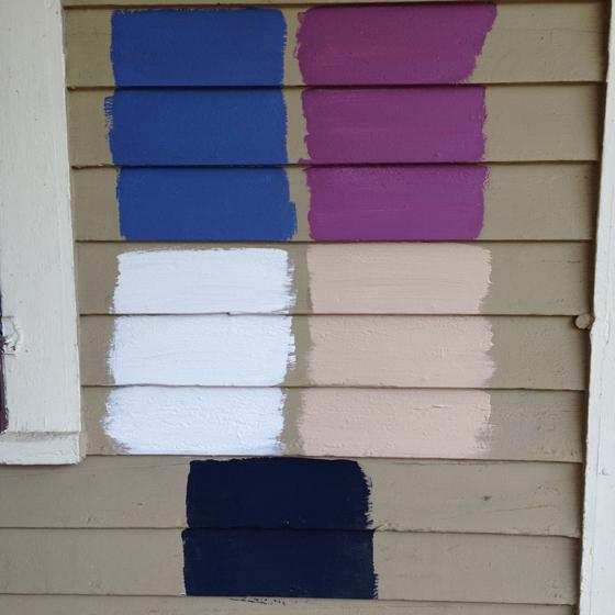 paint samples #1