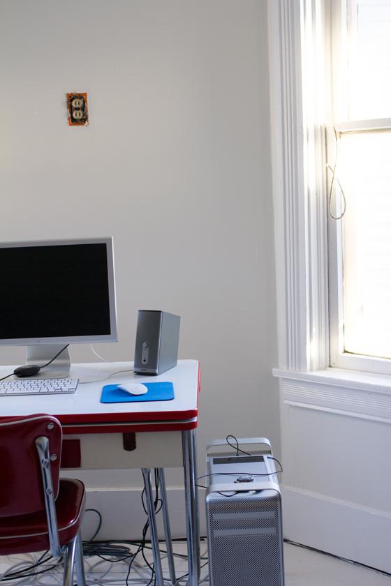 our office sneak peek