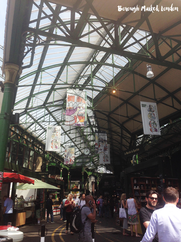 London Travel Guide: Borough Market
