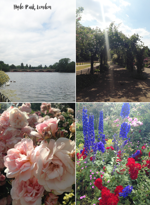 London Travel Guide: Hyde Park