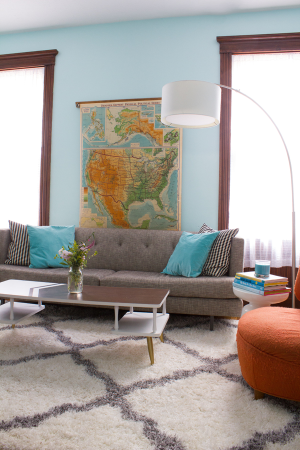 home tour: rumpus room