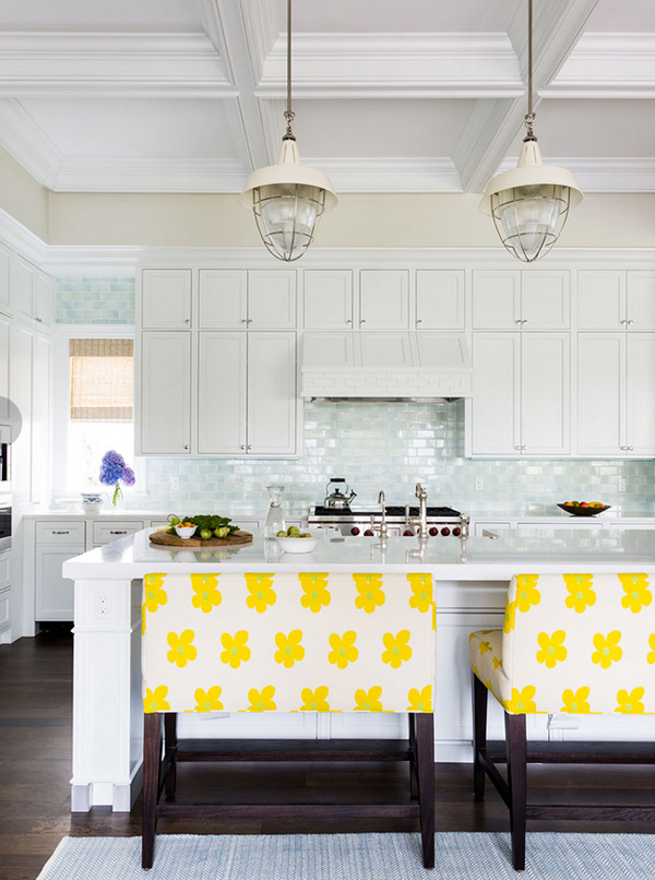 dream house: bright and beachy in Florida
