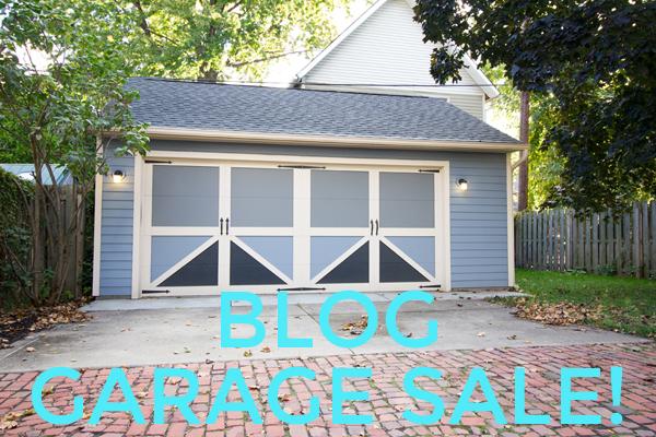 Virtual Garage Sale: Furniture for Sale