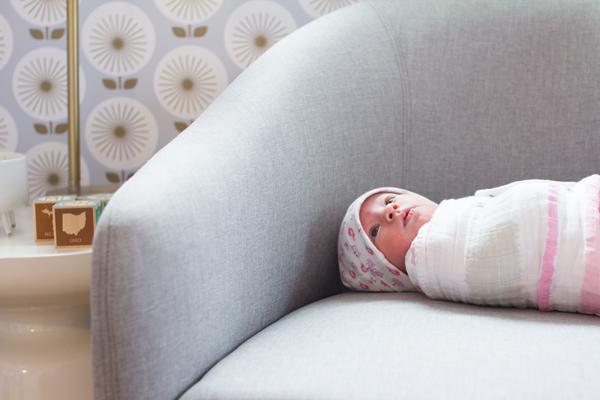 Joey Lulu, one week old