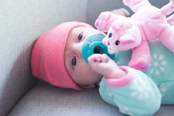 Joey Lulu - three weeks old!