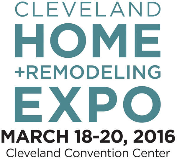 Cleveland Home + Remodeling Expo, March 18-20, 2016