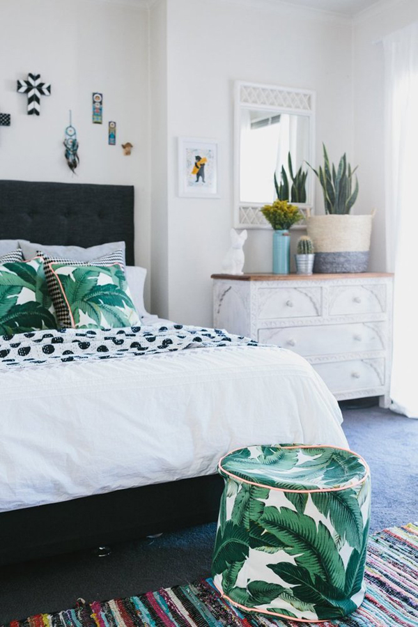 inspiration: tropical decor