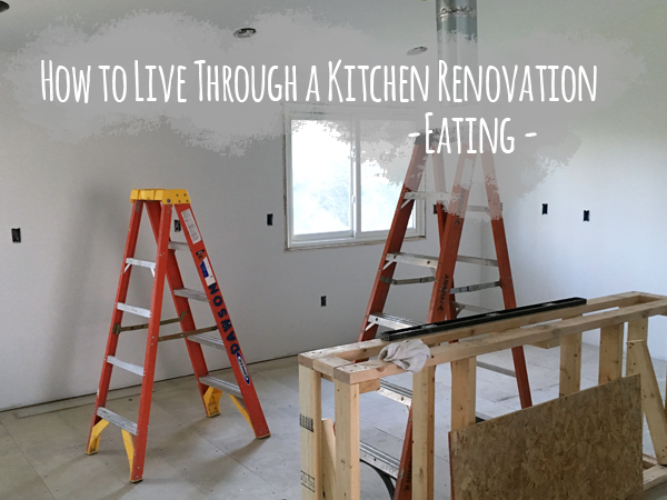 Burritos and Bubbly Kitchen Renovation