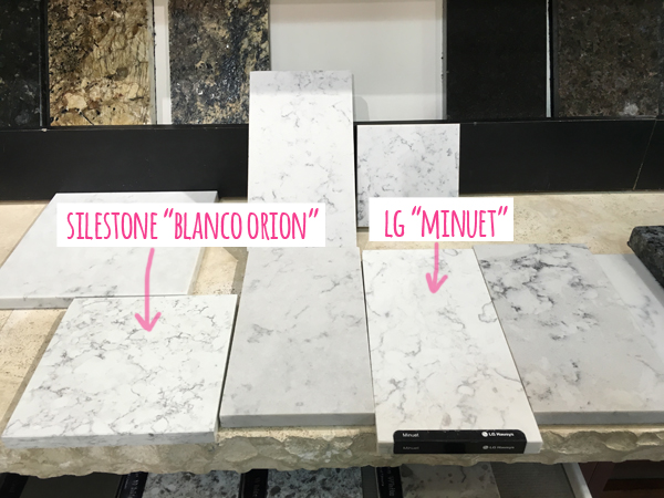Our Kitchen Renovation Tips For Buying Quartz Counters