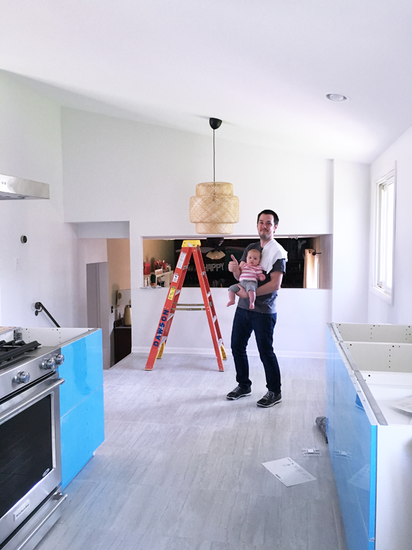 kitchen reno progress report #6