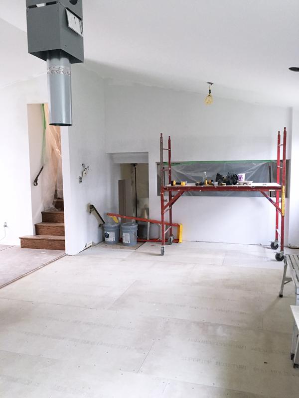 kitchen reno progress report #3