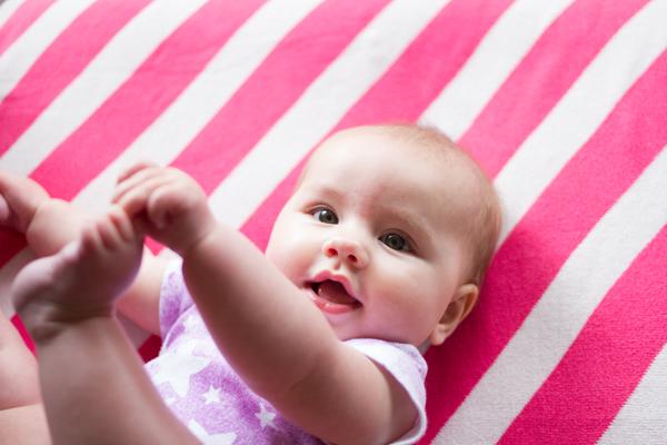 Joey Lulu, six months old
