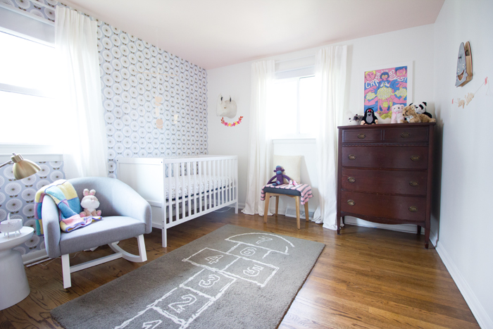 The nursery / Burritos and Bubbly