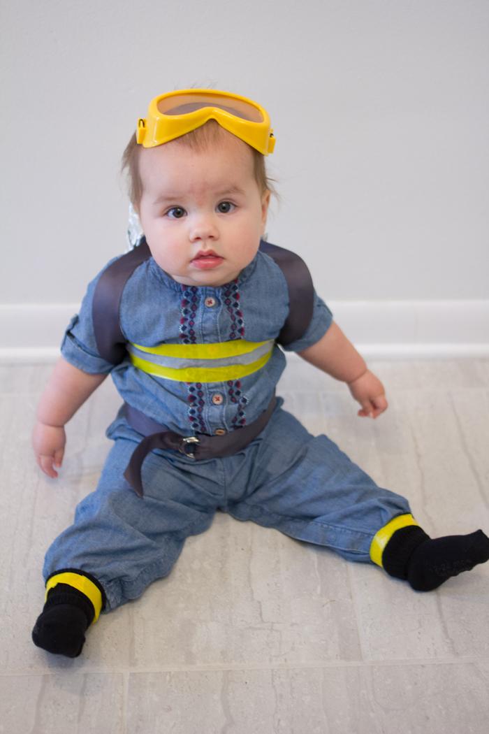 Baby Holtzmann Halloween Costume