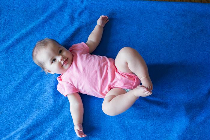 Joey Lulu, 10 months old