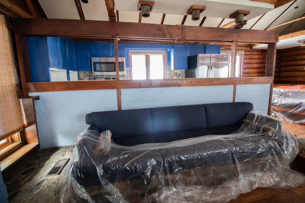 Cabin Living Room Ideas Burritos And Bubbly